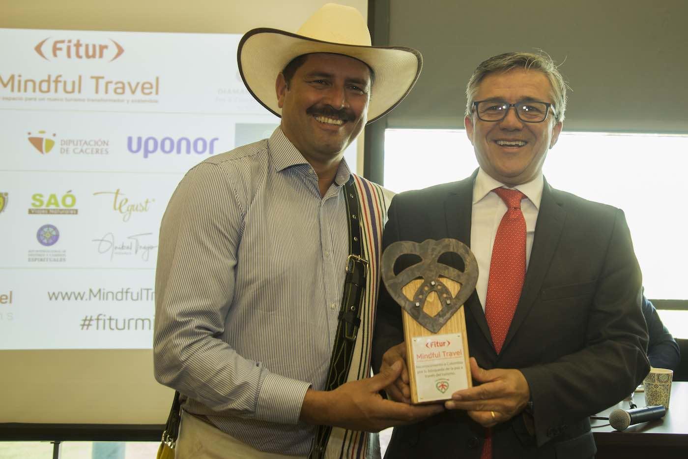 Vice Ministro turismo Colombia Juan Pablo Franky