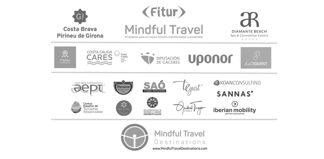 Patrocinadores Fitur Mindful Travel