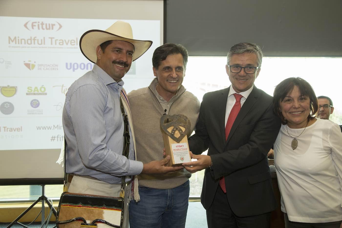 Premio turismo como herramienta de paz trails for peace