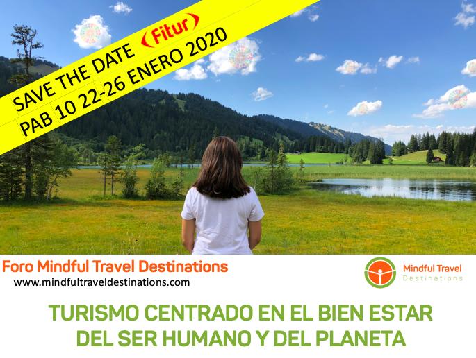 Foro Mindful Travel en Fitur 2020
