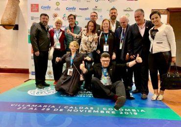 Congreso iberoamericano bienestar y termalismo villa maria ruta termal colombia
