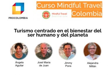 Profesores curso Mindful travel Colombia